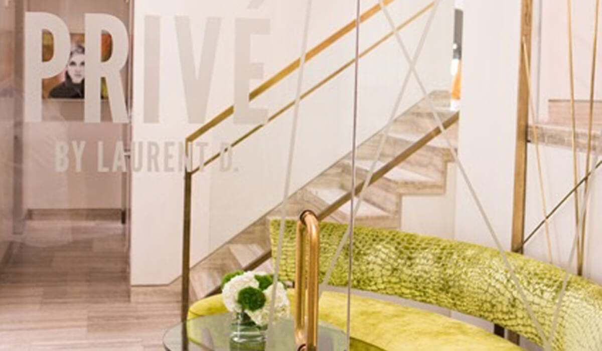 Privé Salon by Laurent D - The Midtown Shops at The Sherry-Netherland