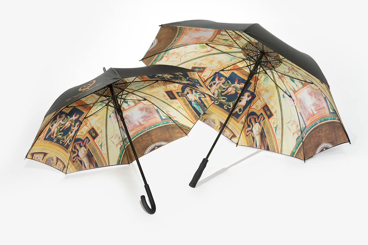 The Sherry Netherland umbrella